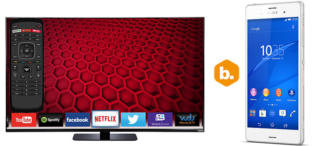 Byte Podcast 445: reseñas del Xperia Z3 y la TV LED Vizio E600i