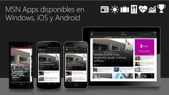 MSN Apps México