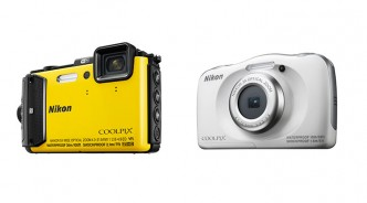 Coolpix AW130 y S33