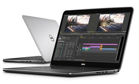 La estación de trabajo móvil Dell Precision M3800 se actualiza