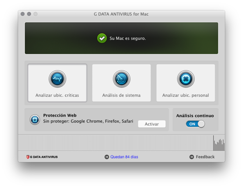 G DATA ANTIVIRUS MAC