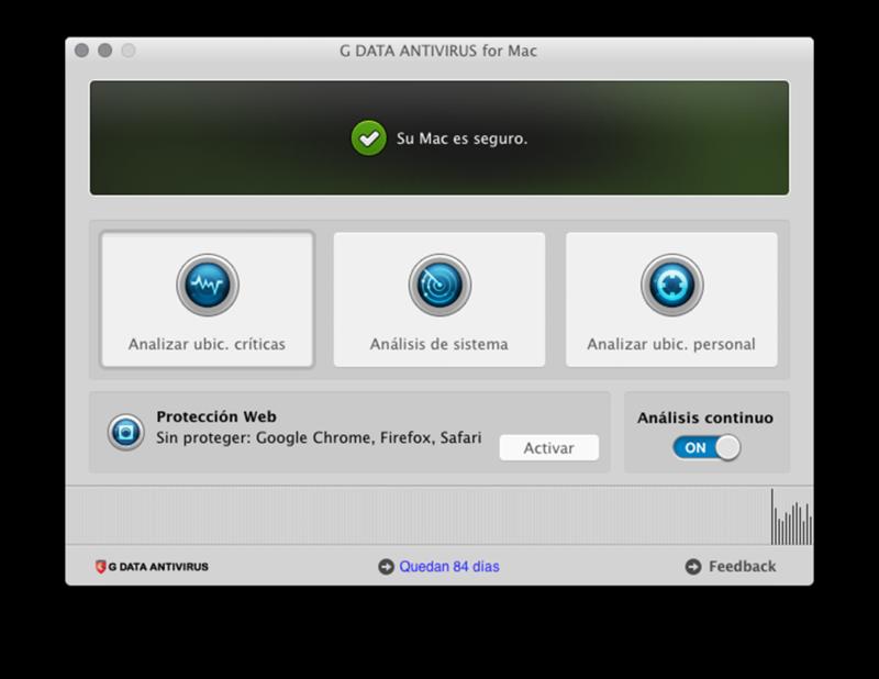 ¿Antivirus para Mac? Sí, por favor