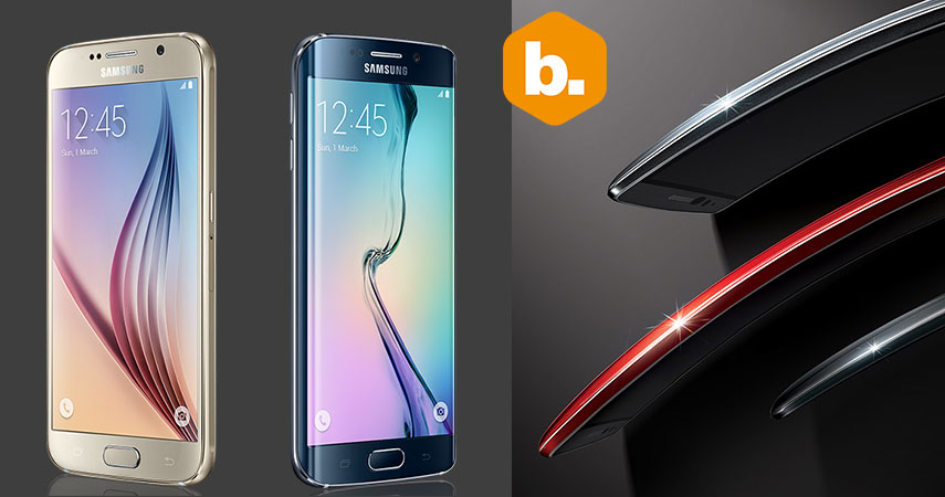 Byte Podcast 462 – nuevos smartphones: Galaxy S6, S6 Edge y LG G Flex 2