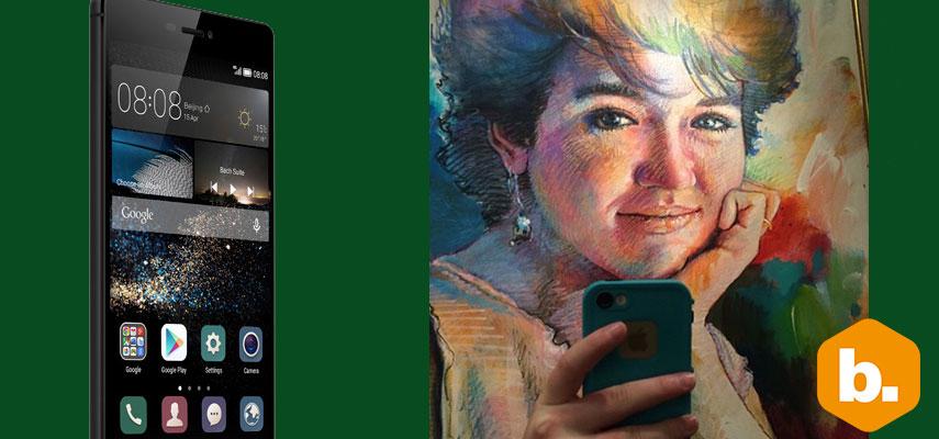 Byte Podcast 465 – Reseña del Huawei P8 y Museo de Selfies