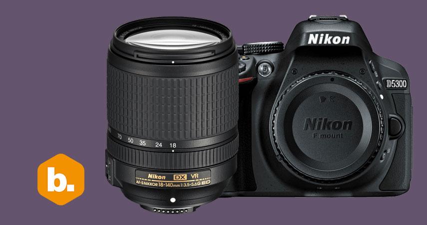 Byte Podcast 468 – Google Fotos y cámara Réflex Nikon D5300