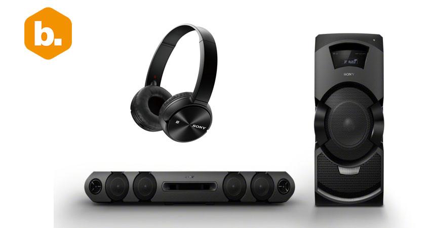 Byte Podcast 470 – Línea 2015 de audio Sony y Robotix Faire 2015