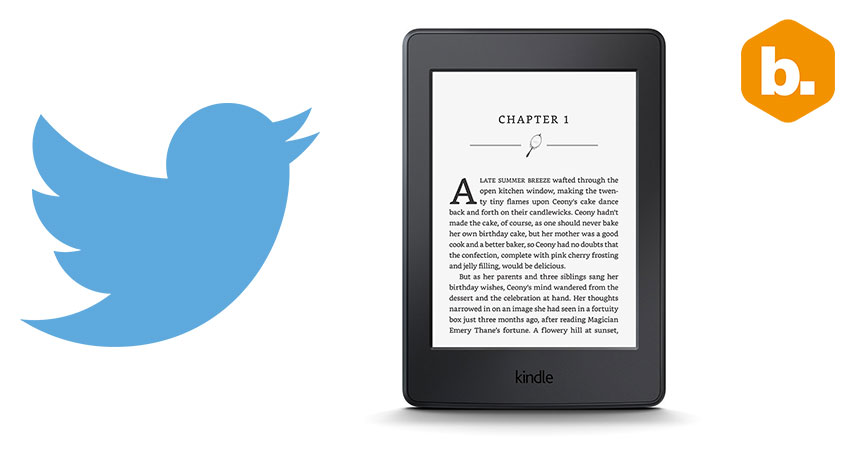 Byte Podcast 472 – Twitter en México y Amazon Kindle Paperwhite