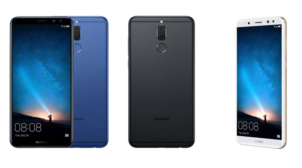 Huawei presenta el Mate 10 lite en México