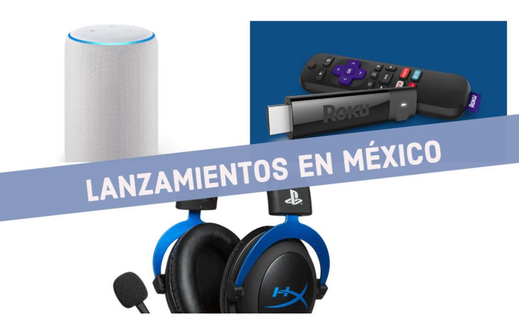 Byte Podcast – Lanzamientos en México de Alexa, Roku y HyperX