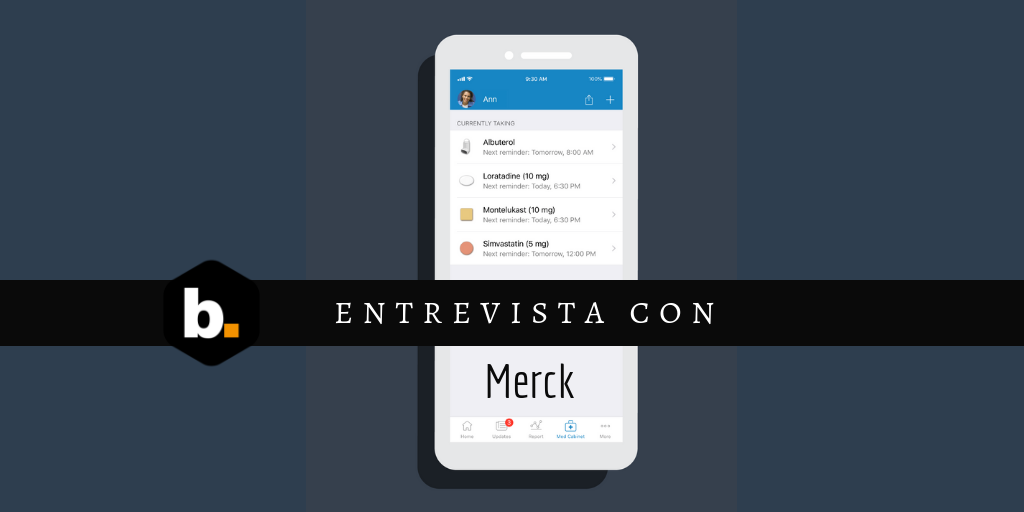 Byte Podcast – Entrevista Merck
