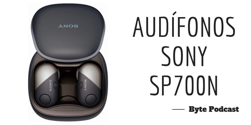 Byte Podcast – Reseña de los audífonos Sony SP700