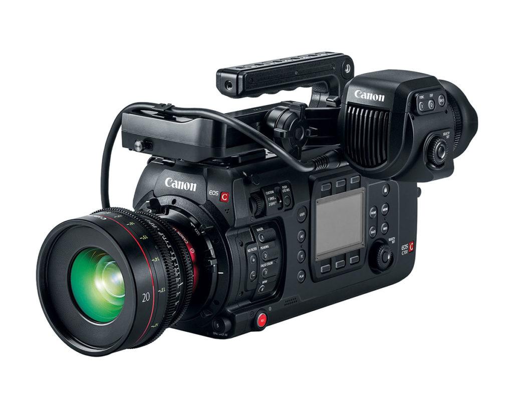 Canon EOS C700 FF, lo nuevo en cine