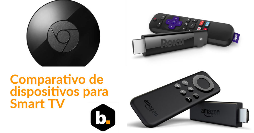 Byte Podcast – Comparativo de dispositivos para Smart TV